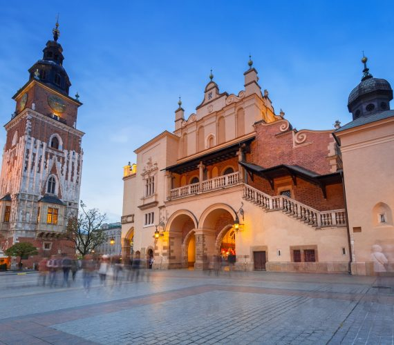 Artystyczny duch Krakowa