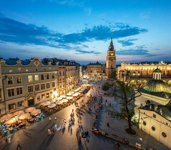 Kraków miastem festiwali