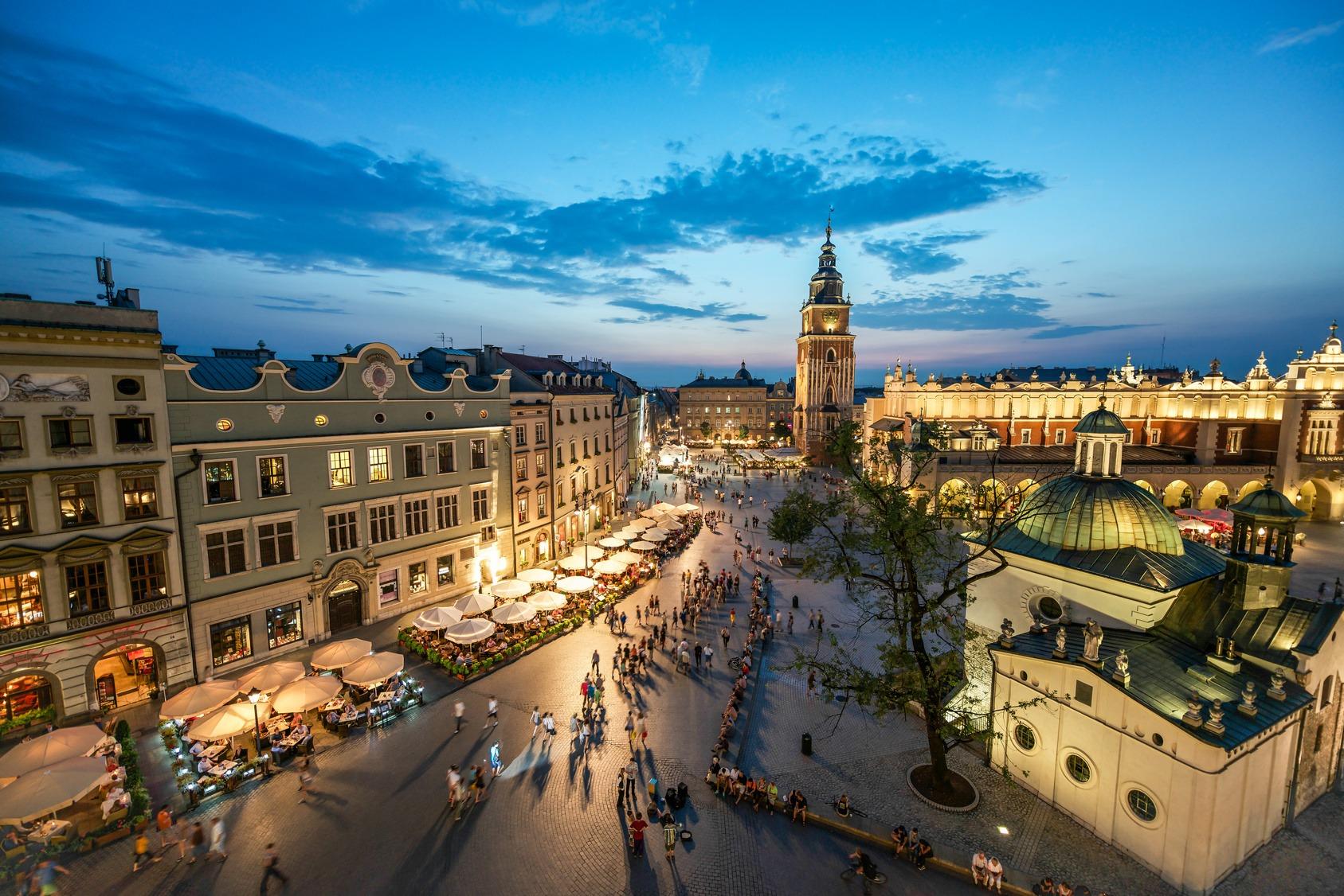 Festiwale w Krakowie