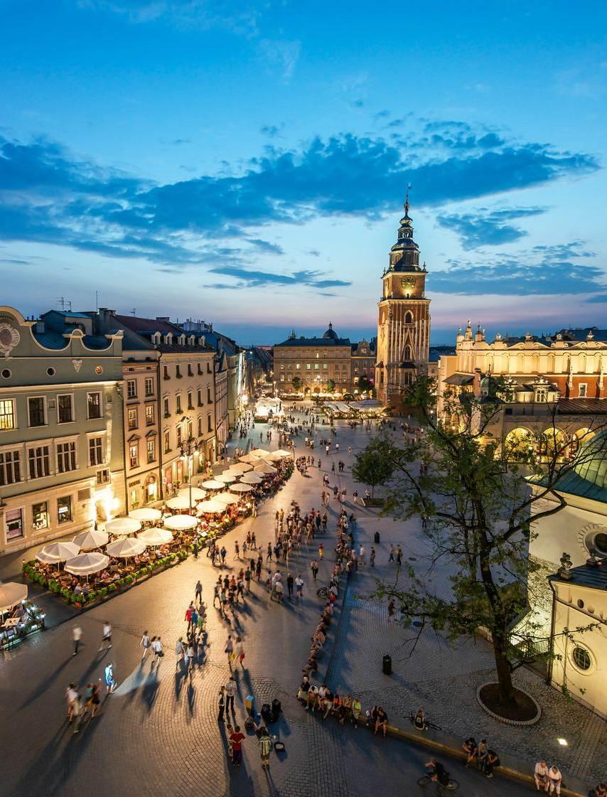 wydarzenia imprezy w Krakowie